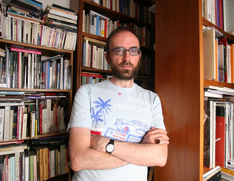 Luca Scarlini